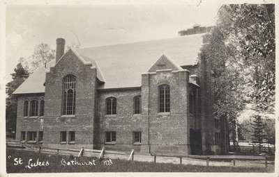 St. Lukes, Bathurst, N.B.