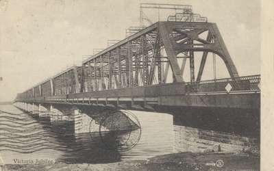Victoria Jubilee Bridge, Montreal
