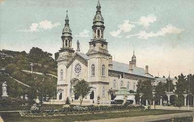 St. Anne de Beaupré, Eglise