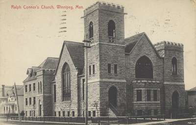 Ralph Connor's Church, Winnipeg, Man.