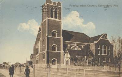 Presbyterian Church, Edmonton, Alta.