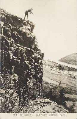 Mt. Shubal, Sandy Cove, N.S.