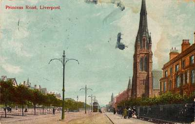Princess Road, Liverpool