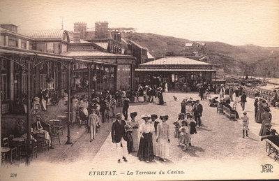 Étretat – La Terrasse du Casino