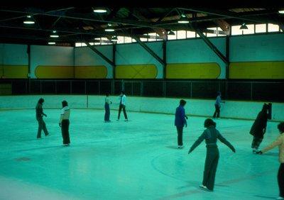 Lady's Recreational Skating