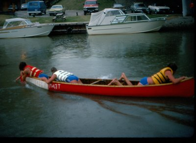 River Rat Race
