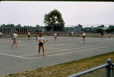 Hopedale Park Tennis