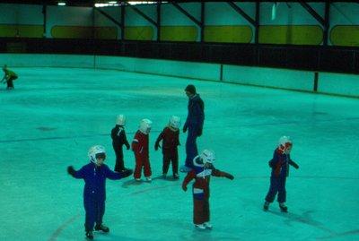 Preschoolers Skating '80