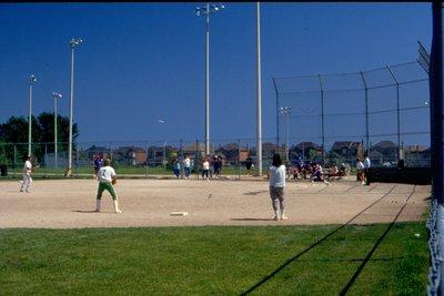 Baseball at Glenashton Park