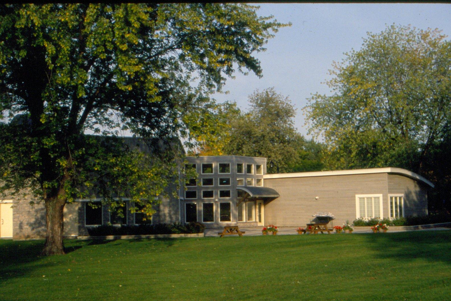 Sir Colborne Senior's Rec Centre