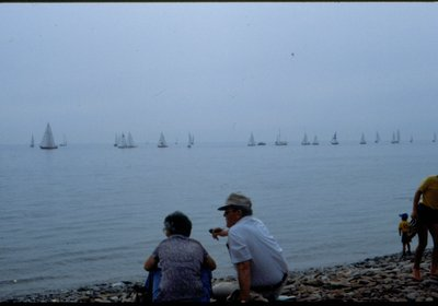 Lake Ontario, 1978, courtesy of the Town of Oakville