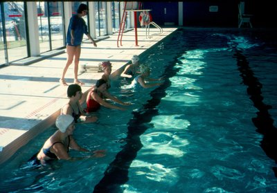 Adult Beginner Aquatic Program