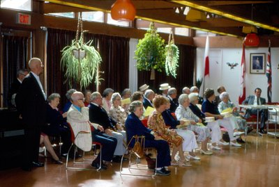 5th Anniversary of the Senior's Centre