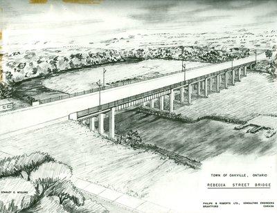 Rebecca Street Bridge (William Anderson Bridge)
