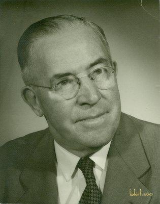 Mayor William Anderson