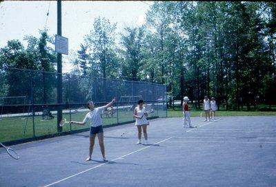 Summer Tennis Program