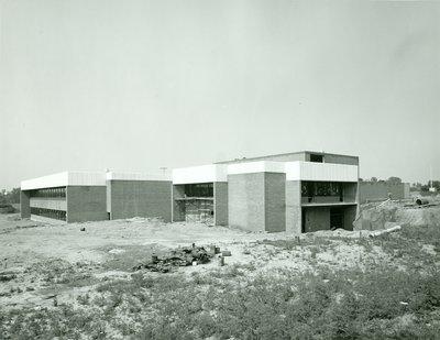 Construction of Municipal Building