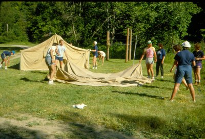 Bolton Day Camp '85