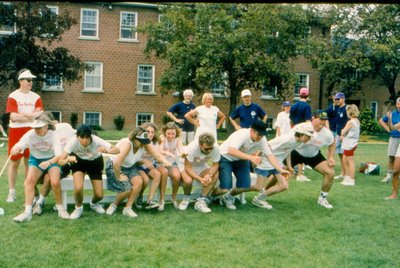 Fun Fit Challenge '93