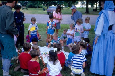 Summer Activities Camp '89