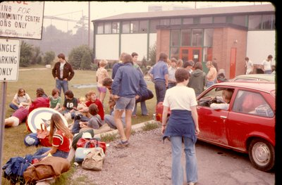 Leadership Camp '76