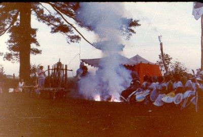 Girls Camp '75