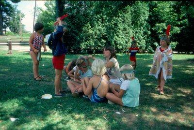 Girls Day Camp '80