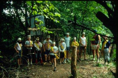 Boys Day Camp '80
