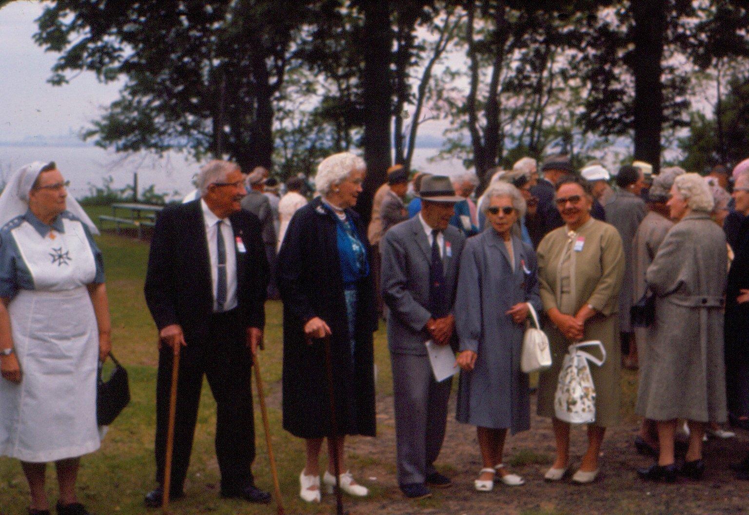 Senior Citizens Picnic