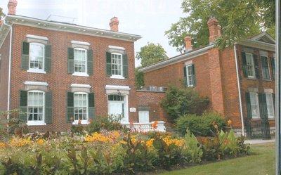 Erchless Estate courtesy of the Oakville Historical Society