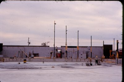 Kinoak Arena Construction