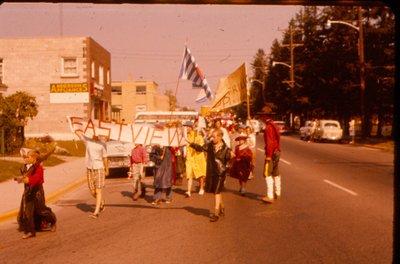 Playground Parade - Kerr St.