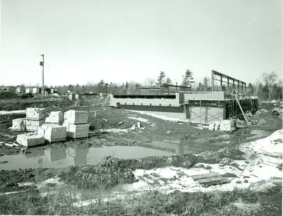 Construction of Municipal Building