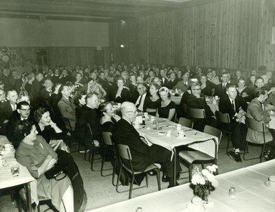 Oakville Centennial First Booster Banquet
