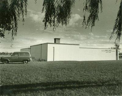 Canadian Pollard Bearings Pilot Plant
