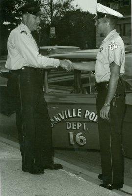 Oakville Safety Officer