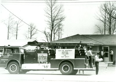 Fire Department Home Inspection