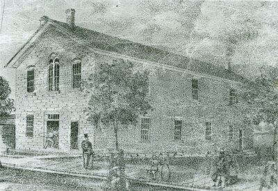 Oakville Town Hall