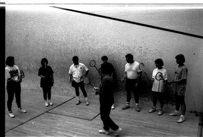 Recreational Squash