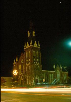 Knox Presbyterian Church, Lakeshore Rd.