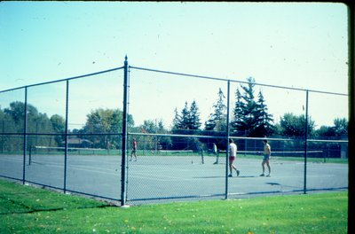 Budget Glen Oak Tennis Courts