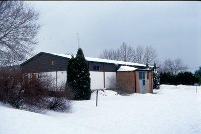 Lyon's Community Centre Extension