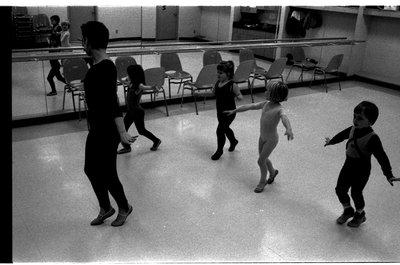 Children's Creative Dance