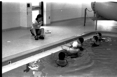 Adult Swimming Program