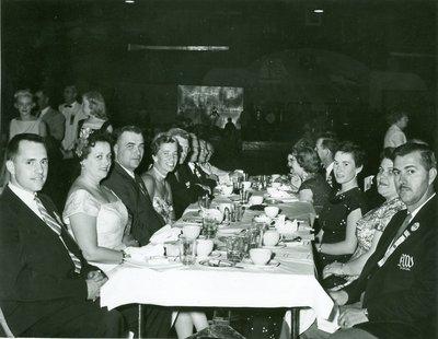Banquet at Oakville Arena