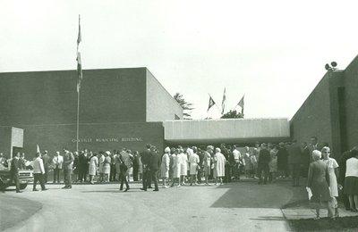 Oakville Municipal Building