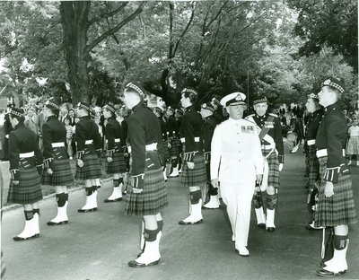 Canadian Legion parade