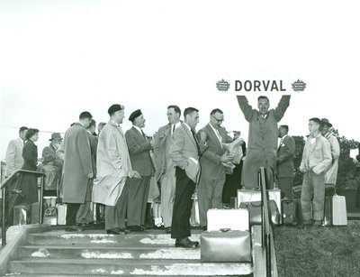 Dorval Twinning Ceremony