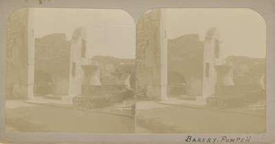 Bakery, Pompeii