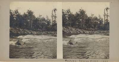 Rapids, Severn River
